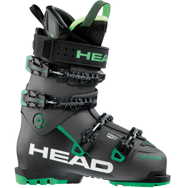헤드 스키부츠1718 HEAD Vector evo 120Santhracite / black - green