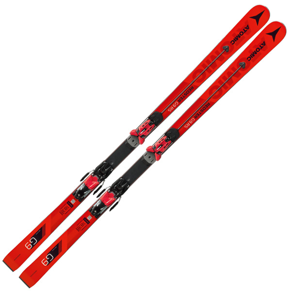 아토믹 스키 레드스터1718 ATOMIC REDSTER G9 RS Red ServotecX 16 VAR Red/Black (183cm R=24m)