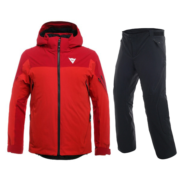 18 Dainese HP1 M1 + HP1 P M1 HIGH RISK RED