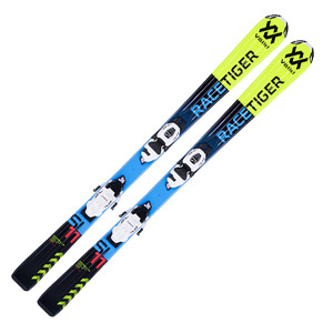 뵐클 주니어스키1718 VOLKL Junior Racetiger 3Motion yellow7.0 VMotion Jr. R