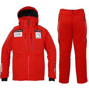 17/18 Norway Team Jacket RDFull Zipped Pants RD