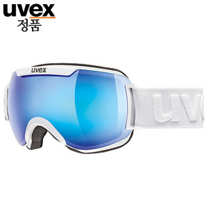 우벡스 스키고글UVEX downhill 2000 FM ASIAN FIT all whitemirror blue S2주간전용