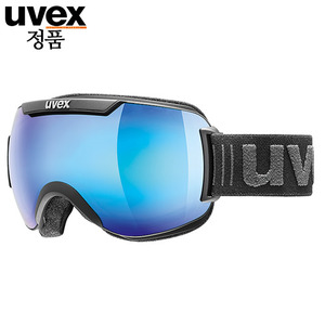 우벡스 스키고글UVEX downhill 2000 FM ASIAN FIT black matmirror blue S2주간전용