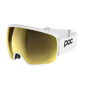 피오씨 스키 고글 1718 POC Orb Clarity White / Gold