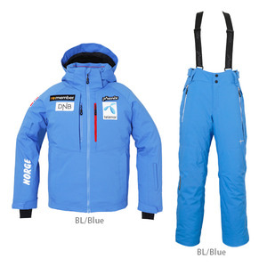 피닉스 아동 스키복1718 PHENIX Norway Team Junior Jacket BLJunior Fullzipped Salo. BL