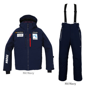 피닉스 아동 스키복1718 PHENIX Norway Team Junior Jacket NVJunior Fullzipped Salo. NV