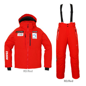 피닉스 아동 스키복1718 PHENIX Norway Team Junior Jacket RDJunior Fullzipped Salo. RD