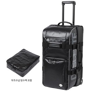 데상트 스키백1819 DESCENTE CARRY BAG 76L BLK