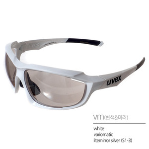 uvex sportstyle 710 vmwhite(변색)Asian Fit