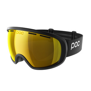 피오씨 스키고글1819 POC Fovea Clarity Black/Orange