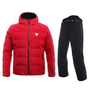 다이네즈 스키복1819 Dainese SKI DOWNJACKET MAN + HP2 P M1CHILI PEPPER + STRETCH LIMO