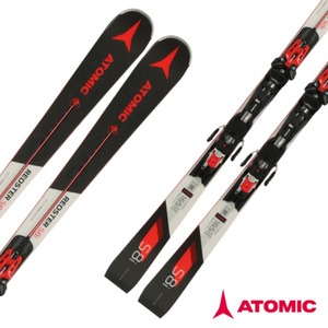 18 ATOMIC REDSTER S8i Servotec (SL) X12 BlackRed