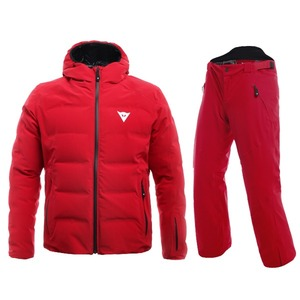 다이네즈 스키복1819 Dainese SKI DOWNJACKET MAN + HP2 P M1CHILI PEPPER + CHILI PEPPER