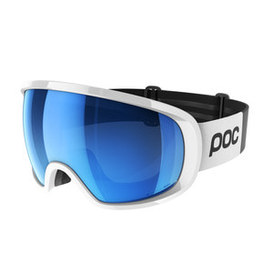 피오씨 스키고글1819 POC Fovea Clarity Comp White/Blue