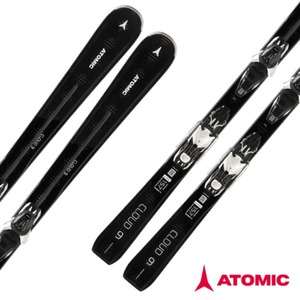 18 ATOMIC CLOUD 9  BLACK E LITHIUM 10 Black/White