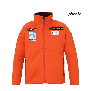 피닉스미들러 19 PHENIX Norway Alpine Team Jr. Soft Shell Jacket VOR(와펜)