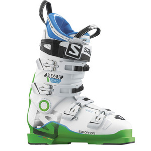 살로몬 스키부츠1516 SALOMON X MAX 120GREEN/WHITE