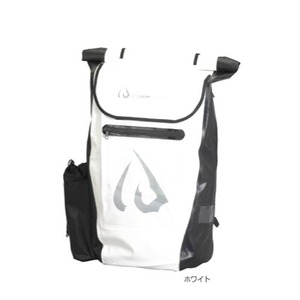 [IDONE]waterprop back bagwhite