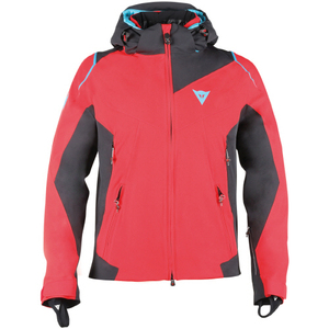 다이네즈 스키복1617 DAINESE SKYWARD D-DRY JACKETFIRE-RED/BLUE-JEWEL/BLACK