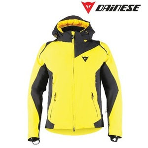 다이네즈 스키복1617 DAINESE SKYWARD D-DRY JACKETVIBRANT-YELLOW/BLACK/BLACK