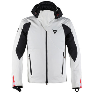 다이네즈 스키복1617 DAINESE ROCA JACK D-DRY JACKETWHITE/BLACK/FIRE-RED