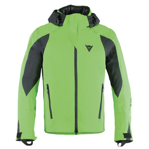 다이네즈 스키복1617 DAINESE ROCA JACK D-DRY JACKETTEAM-GREEN/BLACK/BLACK