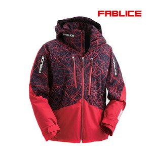 [17/18][FABLICE]Demo Jacket_Red