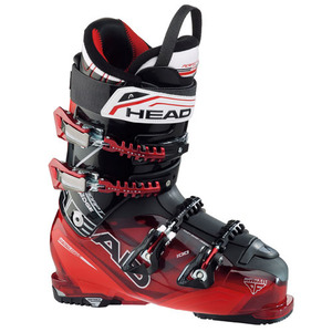 헤드스키부츠1415 HEAD Adaptor Edge 100RED/BLACK