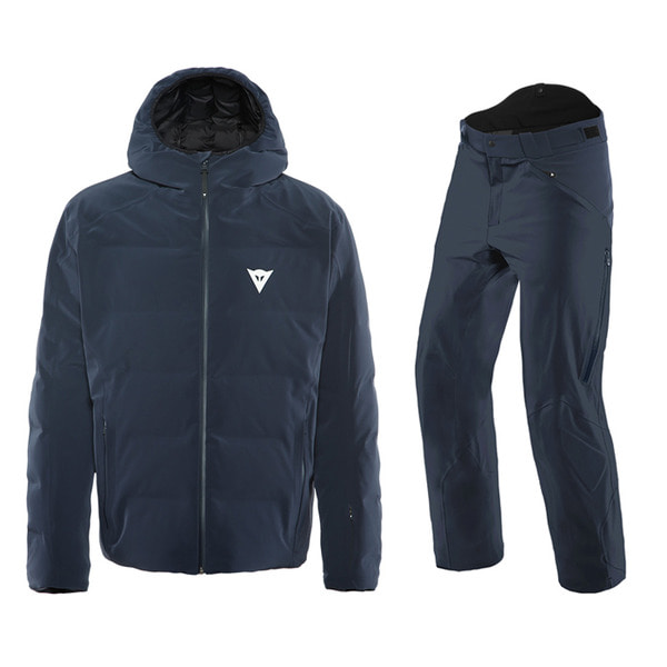 다이네즈 20 SKI DOWNJACKET MAN 2.0 + HP HOARFROST P SHORT dark sapphire